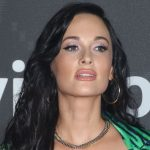Behold Kacey Musgraves' Hypnotic Glitter Ponytail