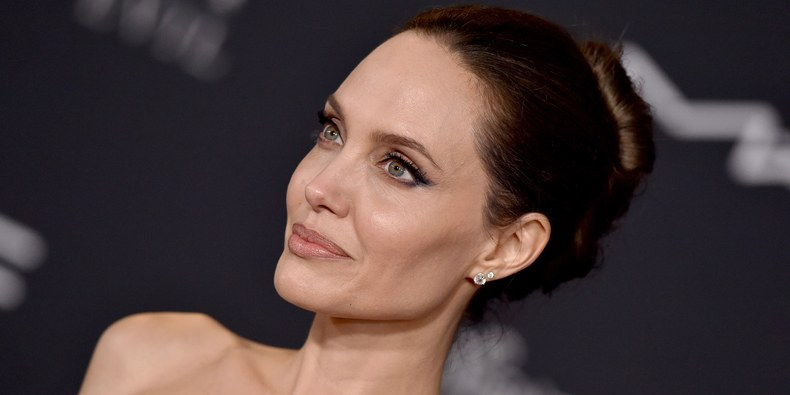 "Angelina Jolie ""Had to Rediscover the Joy"" After Split From Brad Pitt"