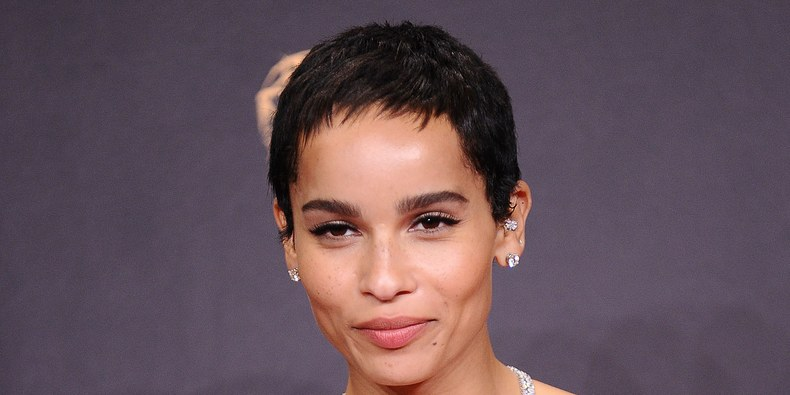 Zoë Kravitz Cast as Catwoman Because Occasionally Good Things Happen