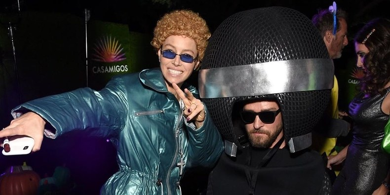 28 Times Celebrities Dressed Up as Other Celebrities on Halloween