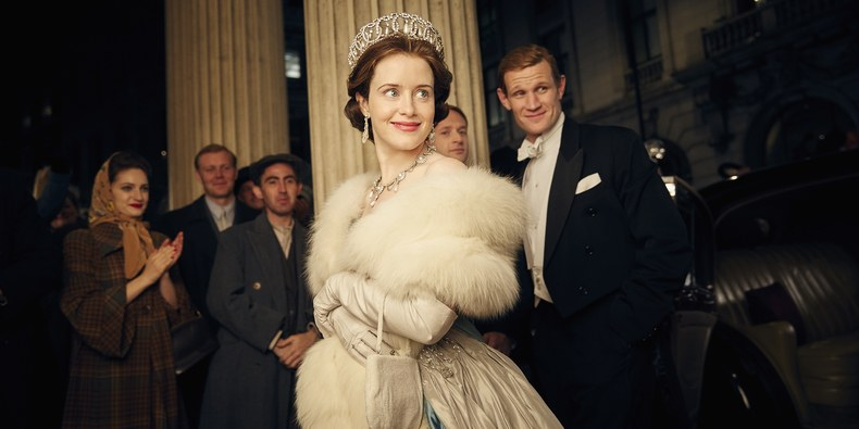 Claire Foy May Be Returning to *The Crown*