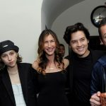 Cole Sprouse and King Princess Party With Adam Sandler Photos