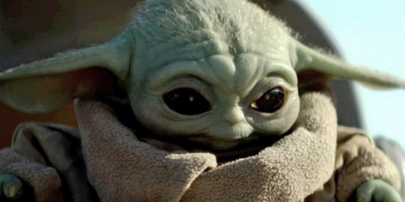 Baby Yoda Has Melted Our Collective Brains (And That's Fine)