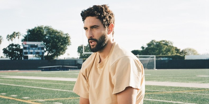 Noah Mills Will Make You Sweat with New Athletic Line