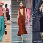 Fashion Trends From Spring Summertime 2020 Style Weeks