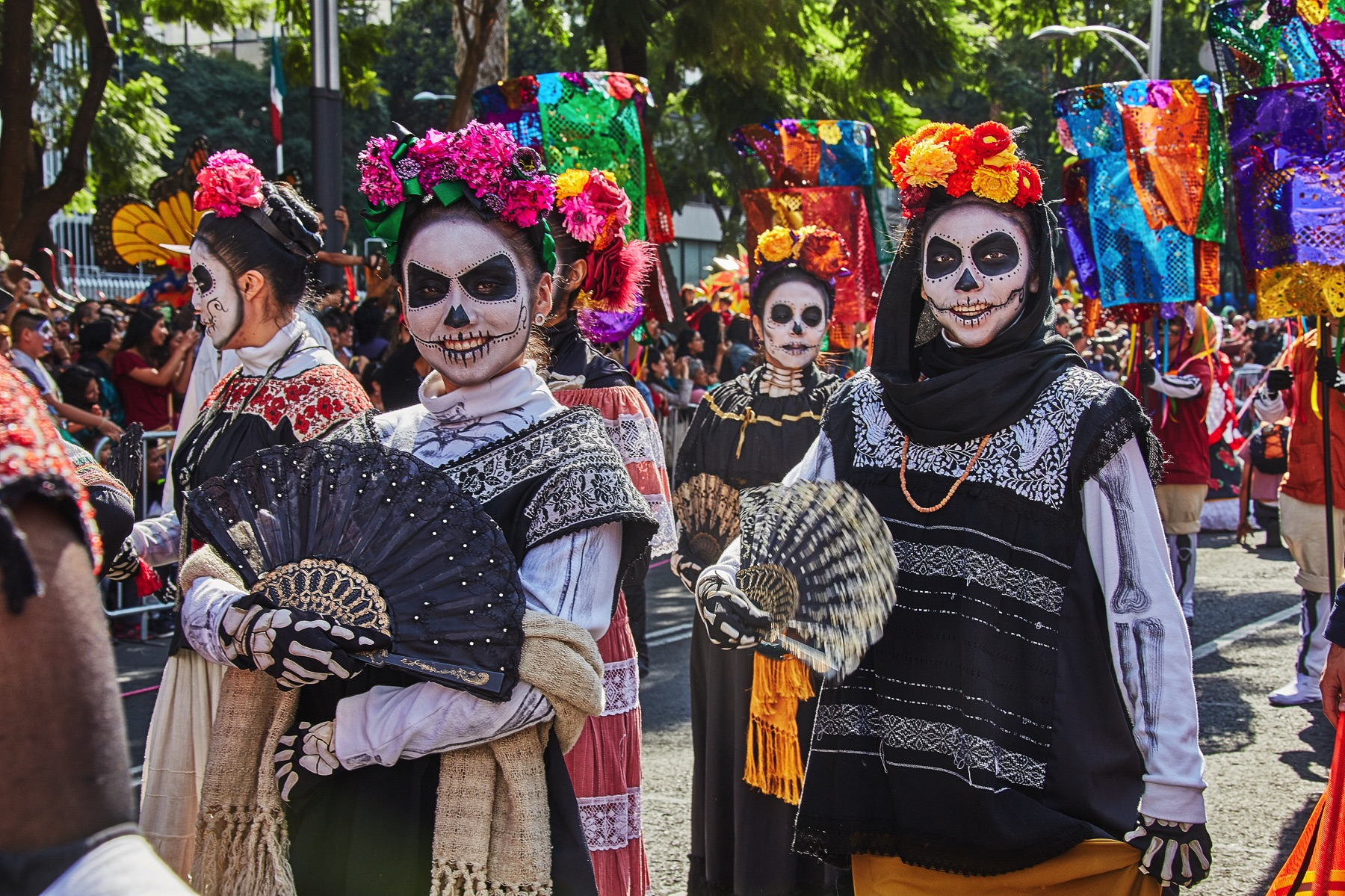 25 Top Festivals in Mexico: Food, Music and Culture
